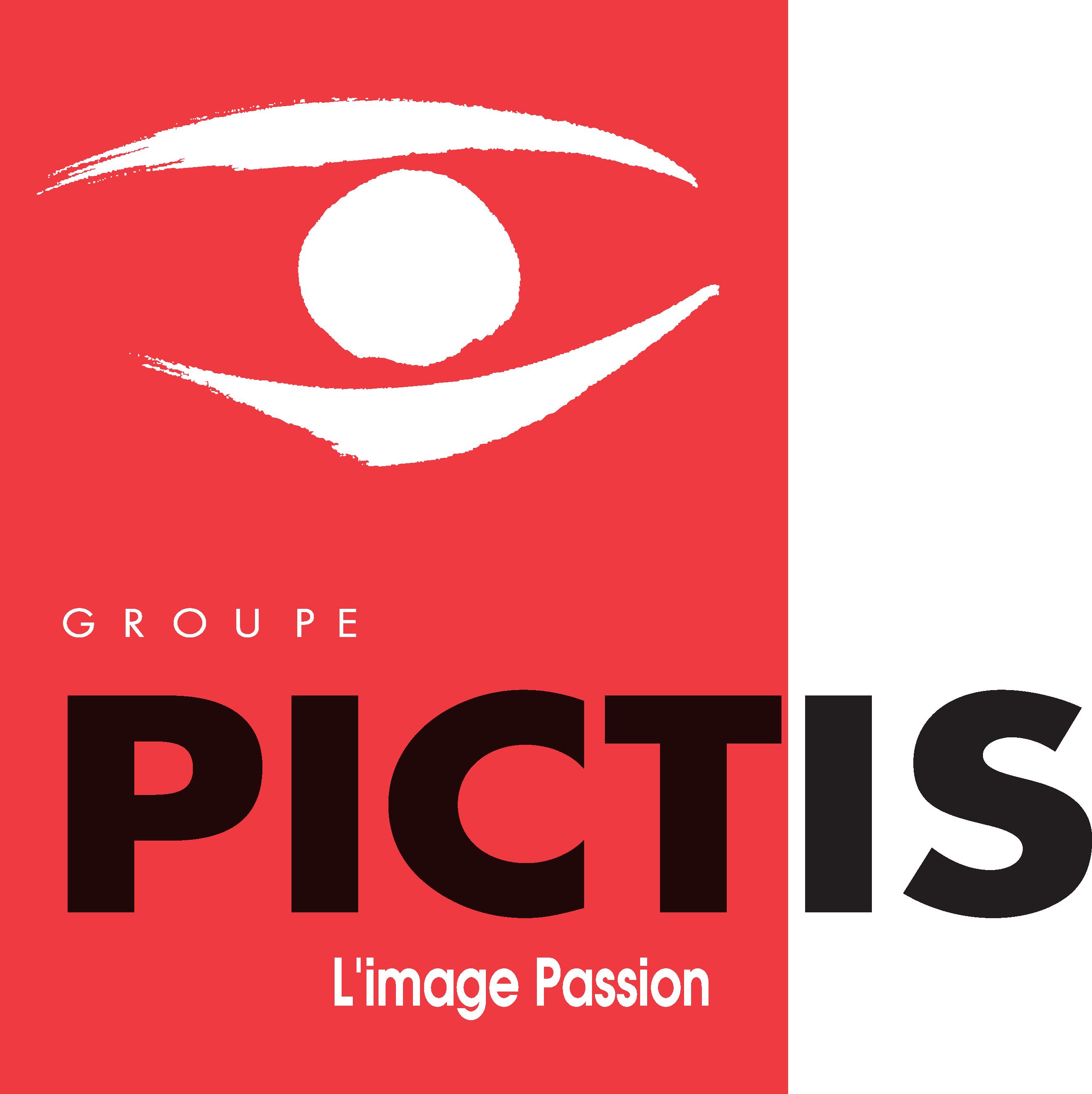 Logo Pictis blanc